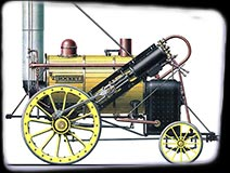 Stephenson's Rocket - Schematic